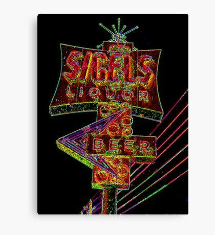 SIGELS Canvas Print