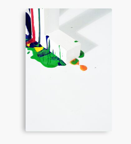 Creative Review - Paint Canvas Print