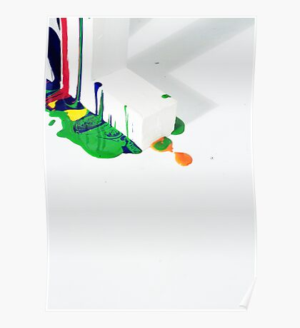 Creative Review - Paint Poster