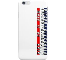 The Real Candidates of our hearts iPhone Case/Skin