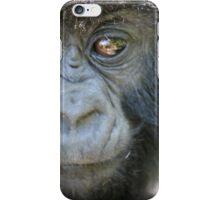 Amahoro: Baby Mountain Gorilla iPhone Case/Skin