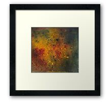 Abstract.7 Framed Print