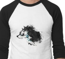 Wolf Link Artwork 2 Men's Baseball ¾ T-Shirt
