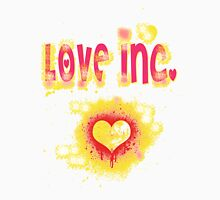 Love Inc. Womens Fitted T-Shirt