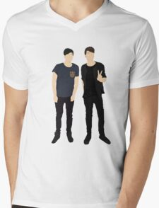 Dan and Phil Silhouettes T-Shirt