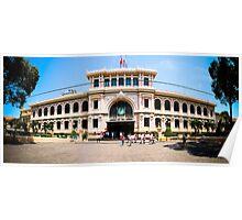 Saigon Post Office Poster