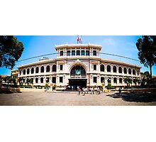 Saigon Post Office Photographic Print