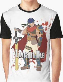 I Main Ike - Super Smash Bros. Graphic T-Shirt