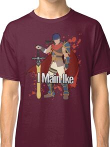 I Main Ike - Super Smash Bros. Classic T-Shirt