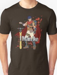 I Main Ike - Super Smash Bros. T-Shirt