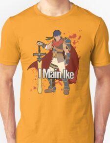 I Main Ike - Super Smash Bros. T-Shirt