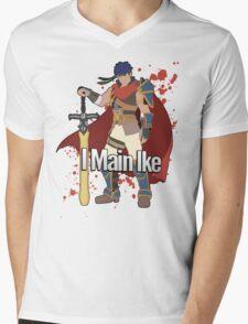 I Main Ike - Super Smash Bros. Mens V-Neck T-Shirt