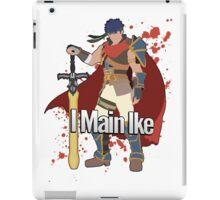 I Main Ike - Super Smash Bros. iPad Case/Skin
