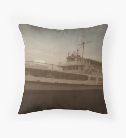 Port Throw Pillow