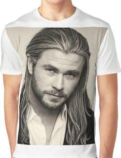 chris hemsworth Graphic T-Shirt