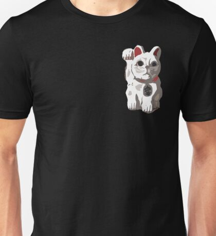 Maneki Neko - Beckoning Cat Unisex T-Shirt