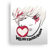 Heartbreaker G-Dragon Canvas Print