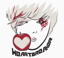 Heartbreaker G-Dragon by Ruwah