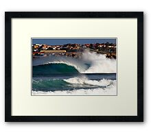 Empty Gem Framed Print