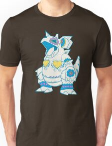 Nidoqueen Pokemuerto   Pokemon & Day of The Dead Mashup Unisex T-Shirt
