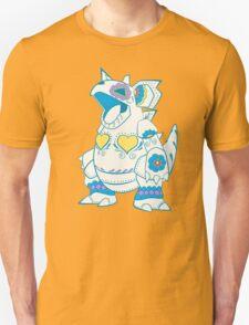 Nidoqueen Pokemuerto | Pokemon & Day of The Dead Mashup Unisex T-Shirt