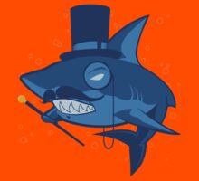 Nefarious Shark Kids Tee