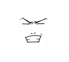 Manga face by Doremi972