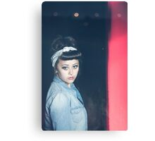 Amy-le... Again. Canvas Print