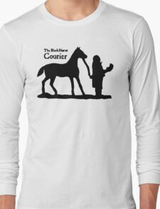 The Black Horse Courier TES: Oblivion Long Sleeve T-Shirt