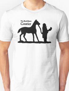 The Black Horse Courier TES: Oblivion T-Shirt