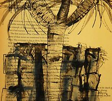 Dragon Blood Tree by donna malone