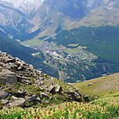 Alpen-Saas Fee by rosiczka