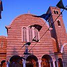 church of st Panteleimon by Yannis-Tsif