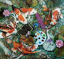 Sunken Treasures...Elements of Me by Cathy Gilday