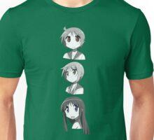 Yuzuko, Yui, and Yukari (ver. 2) Unisex T-Shirt