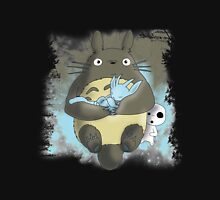 Totoro and the blind forest T-Shirt