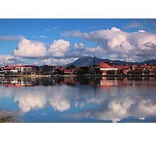 One Fine Day Tuggeranong Canberra Australia  Photographic Print
