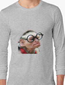 Funny Monkey Long Sleeve T-Shirt