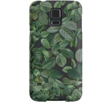 Greenery leaves pattern Samsung Galaxy Case/Skin