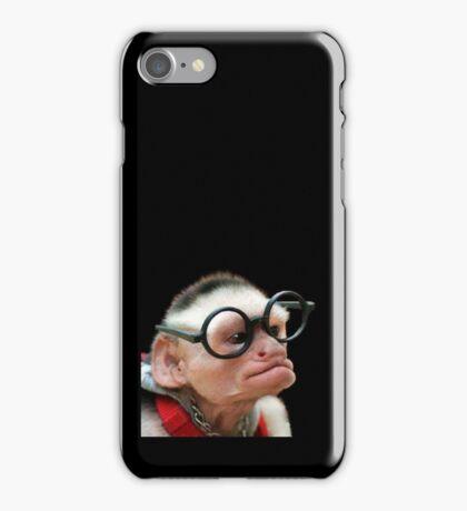 Funny Monkey iPhone Case/Skin