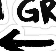 I'm Grog - Critical Role Sticker