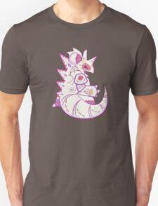 Nidoking Pokemuerto | Pokemon & Day of The Dead Mashup T-Shirt