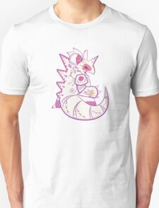 Nidoking Pokemuerto | Pokemon & Day of The Dead Mashup T-Shirt