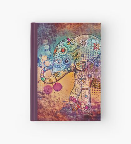 indie elephant Hardcover Journal