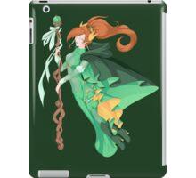 The Green Wizard iPad Case/Skin
