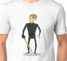 Jedi Luke Unisex T-Shirt