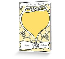 Golden Wedding Anniversary Greeting Card