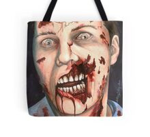 Malcolm the Mouth Tote Bag