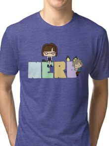 NERDs Are Cool Tri-blend T-Shirt