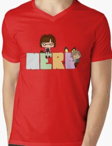 NERDs Are Cool Mens V-Neck T-Shirt